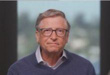 """Photo of شاهد أول """"بيزنيس كارد"""" لمؤسس مايكروسوفت بيل جيتس .. صور"""