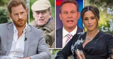 Photo of انتقادات لمذيع FOX NEWS لزعمه أن مقابلة هارى مع وينفرى ساهمت فى وفاة الأمير فيليب