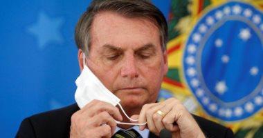 Photo of حكومة ساو باولو تغرم رئيس البرازيل لعدم وضعه كمامة طبية