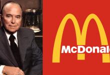 Photo of راي كروك مؤسس مطاعم ماكدونالدز