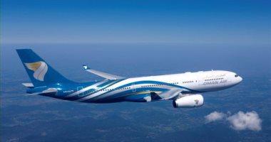 الطيران العمانى يدشن خط رحلات لبيروت 4 يوليو المقبل