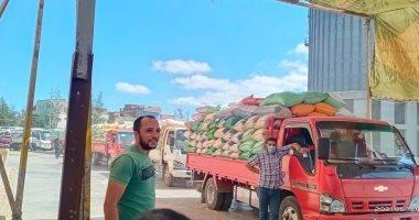 Photo of توريد 235 ألفا و750 طن قمح لشون وصوامع بنى سويف