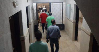 Photo of جهاز مدينة بدر يشن حملة ضبطية قضائية مسائية على وحدات الإسكان الاجتماعى المخالفة