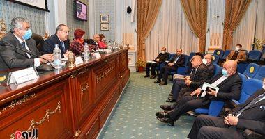 """Photo of """"سياحة النواب"""" توصى بالانتهاء من تطوير المطارات والوصول بها لمكانة تنافسية"""