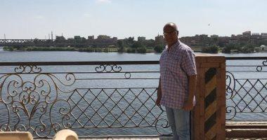 Photo of شاهد أعمال تطوير كورنيش النيل فى كفر الزيات بالغربية.. لايف وصور
