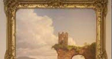 عرض لوحة قوس نيرو فى متحف فيلادلفيا لوقف خسارة قدرها 6 ملايين دولار