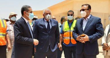 Photo of محافظا الوادى الجديد والغربية يوقعان بروتوكول لتخصيص 2500 فدان لأبناء الغربية