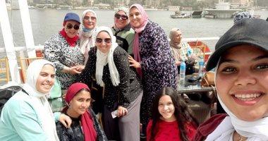 """Photo of """"إيمان"""" أسست مجموعة لرحلات اليوم الواحد للنساء فقط.. ترفيه وتأمل"""